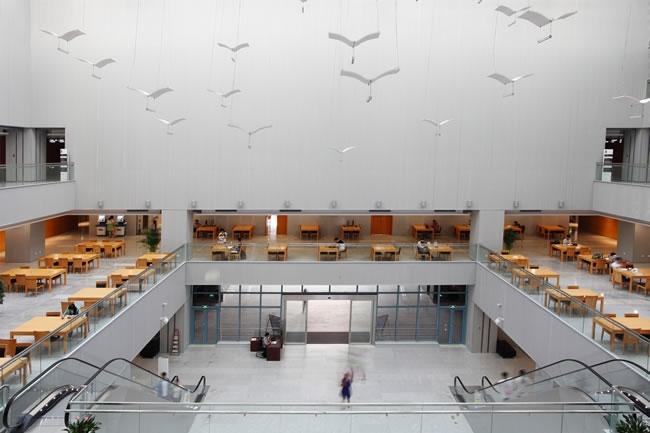 南通图书馆-办公家具
