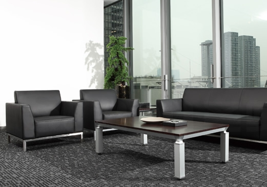 办公沙发-商务洽谈沙发